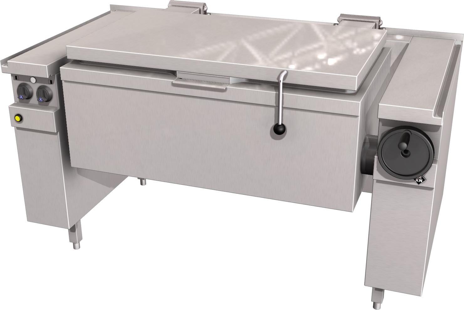Tilting Bratt Pans - 2061444C
