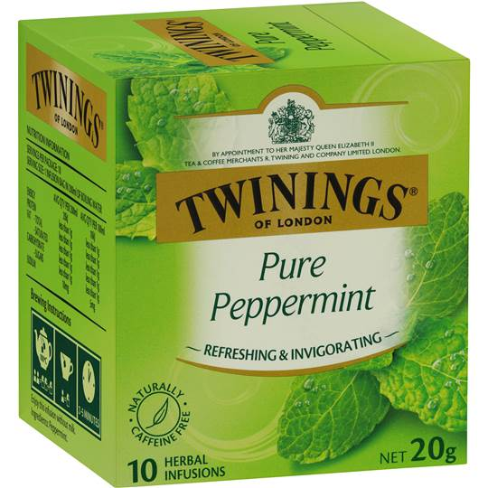 Peppermint Herbal Infusion