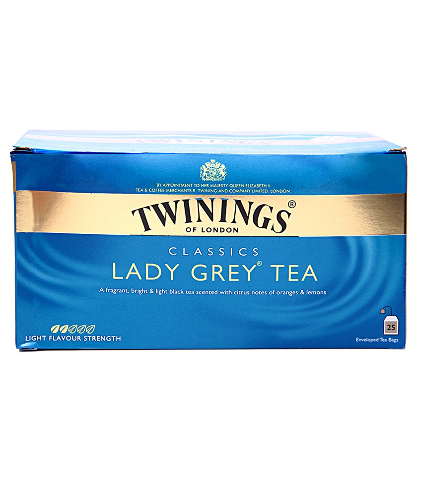 Lady Grey Tea