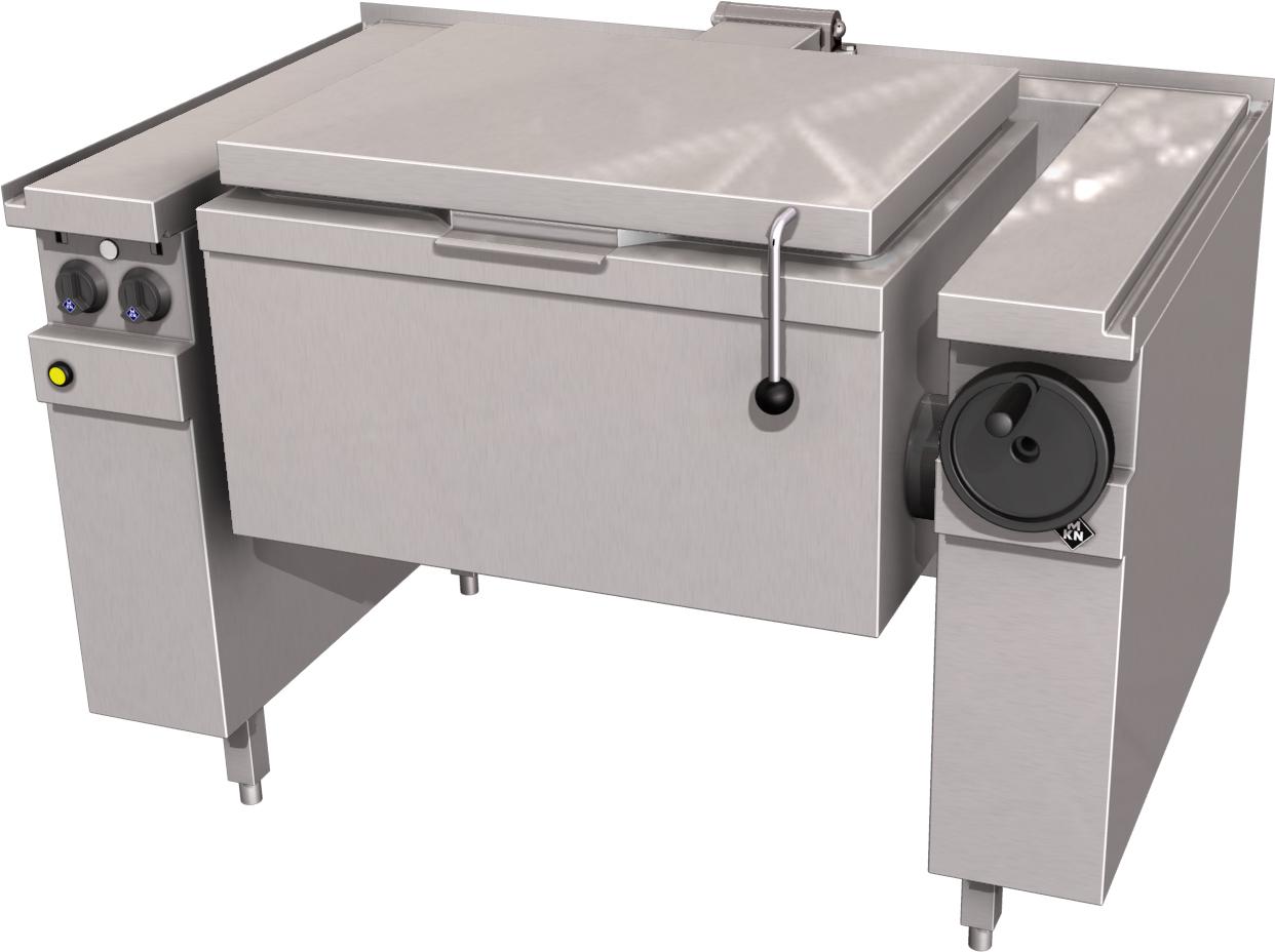 Tilting Bratt Pans - 2061440C