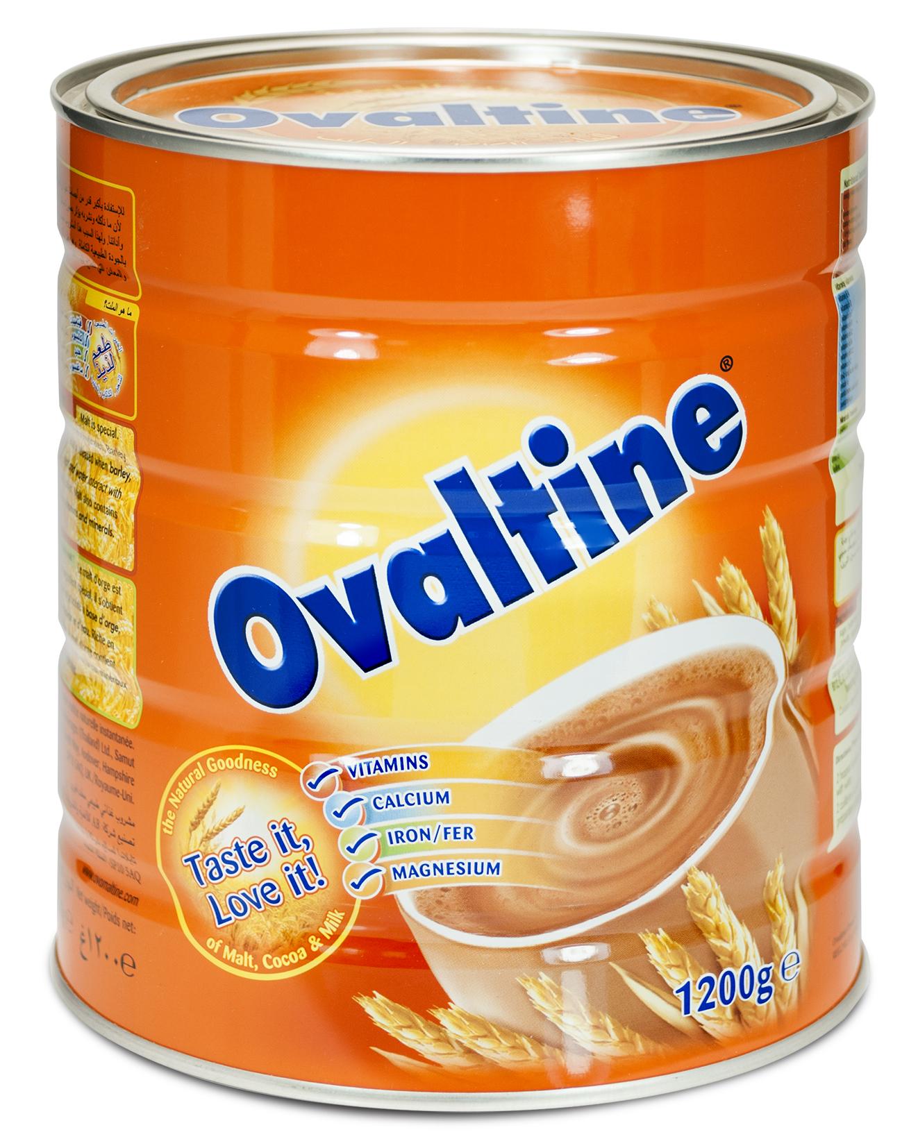 Ovaltine Tin 6x1.2kg